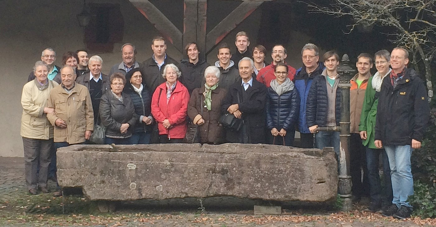 Ausflug in den Nordschwarzwald 2015