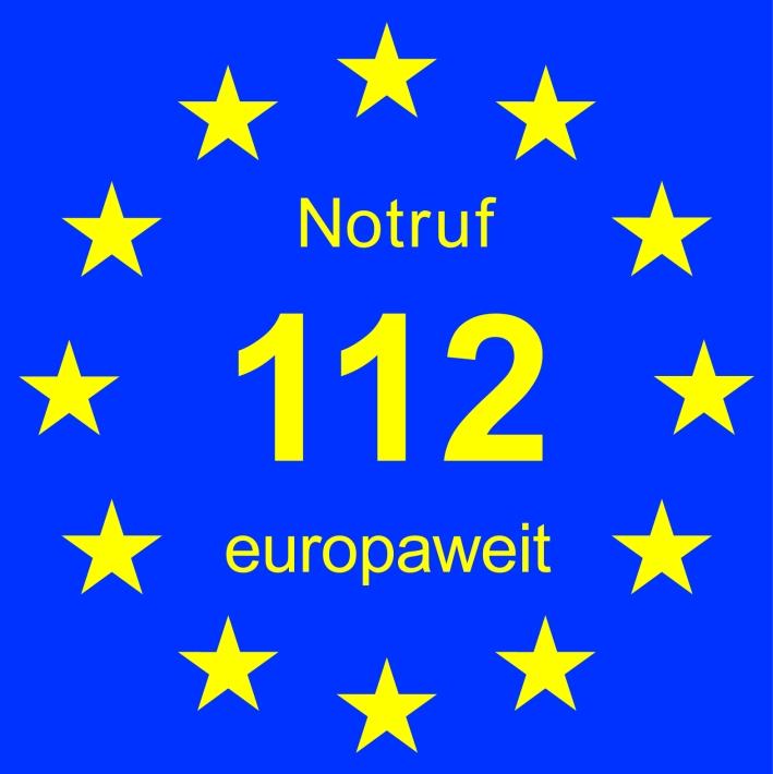 Tag des Europäischen Notrufes 112 [11.02.2017]